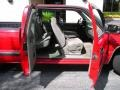 2000 Victory Red Chevrolet Silverado 1500 LS Extended Cab  photo #17