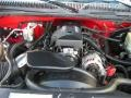 2000 Victory Red Chevrolet Silverado 1500 LS Extended Cab  photo #25