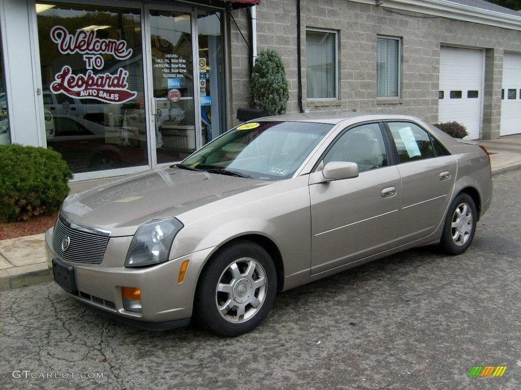 2003 cashmere cadillac cts sedan 20304413. Black Bedroom Furniture Sets. Home Design Ideas