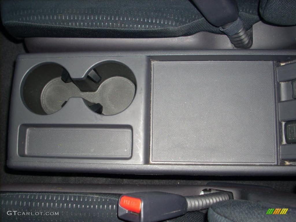 2008 CR-V EX 4WD - Royal Blue Pearl / Black photo #14