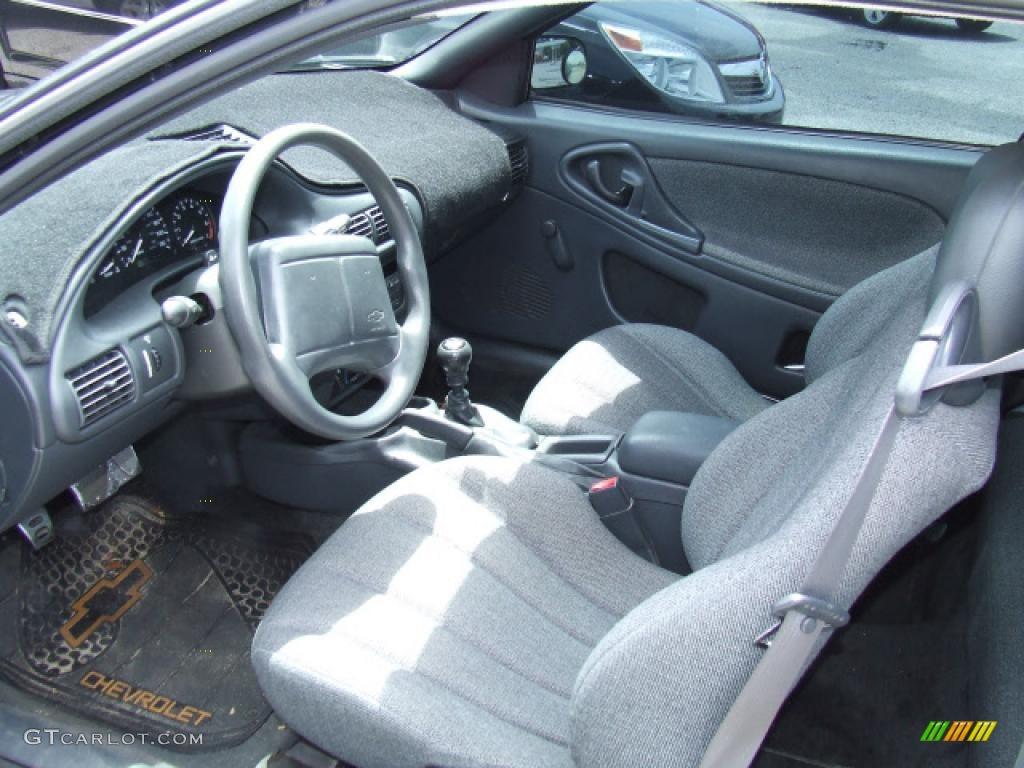 2001 black chevrolet cavalier coupe 20358860 photo 4 - 2003 chevy cavalier interior parts ...