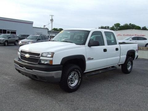 2005 chevrolet silverado 2500hd crew cab 4x4 data info and specs. Black Bedroom Furniture Sets. Home Design Ideas