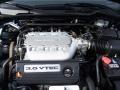 Graphite Pearl - Accord EX V6 Sedan Photo No. 25