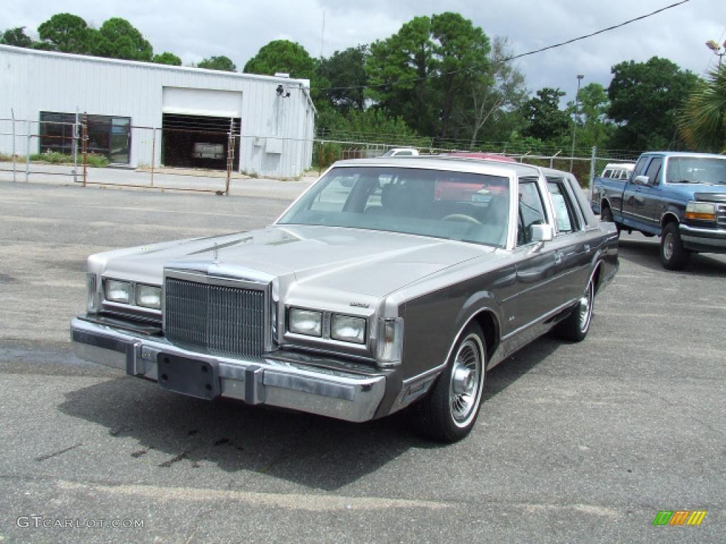 1988 light titanium pearl lincoln town car cartier 20358873 car color galleries. Black Bedroom Furniture Sets. Home Design Ideas
