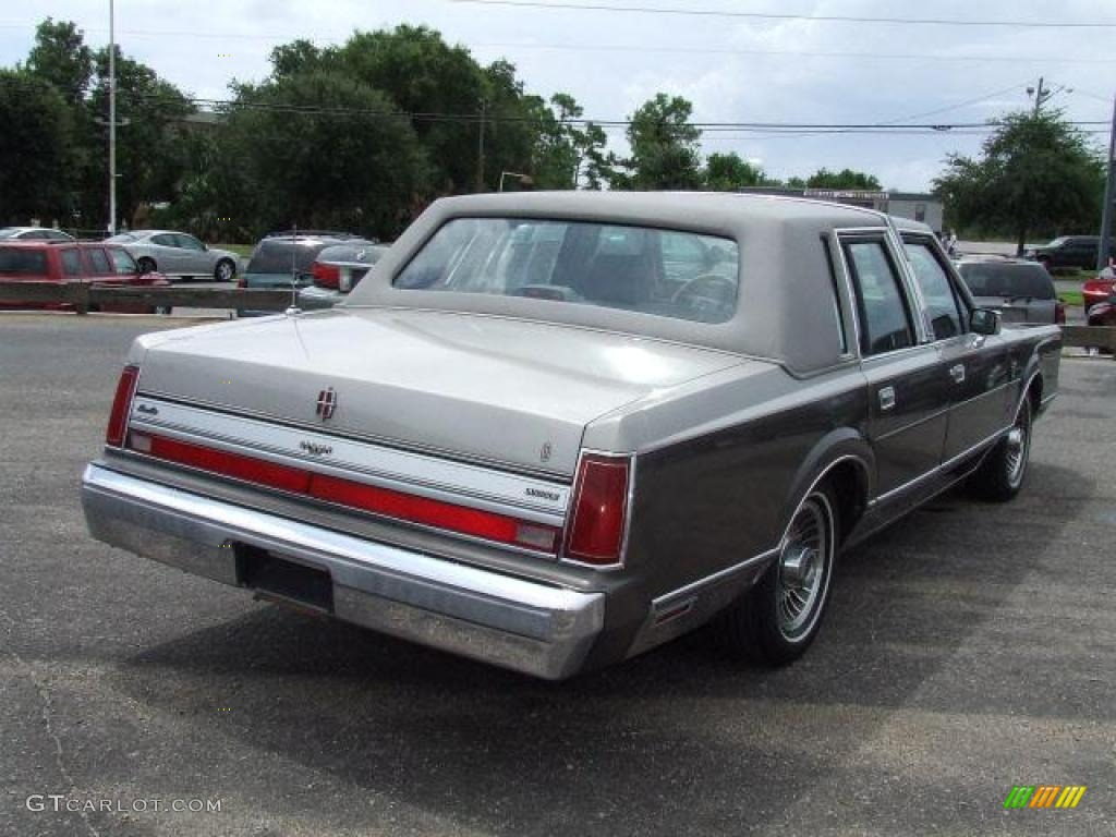 1988 light titanium pearl lincoln town car cartier 20358873 photo 5 car color. Black Bedroom Furniture Sets. Home Design Ideas