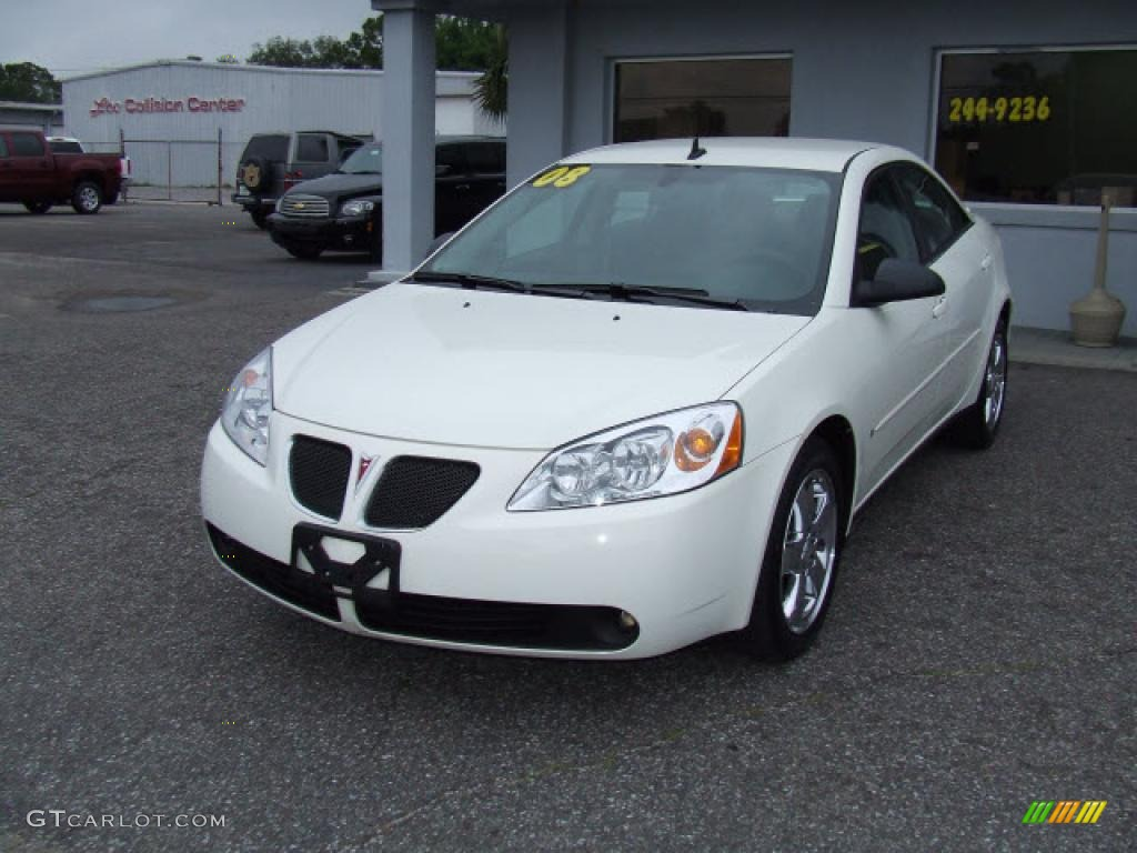 2008 Pontiac G6 Gt Sedan Related Infomation Specifications