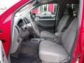 2009 Red Brick Nissan Frontier SE Crew Cab  photo #10