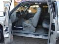 2003 Light Pewter Metallic Chevrolet Silverado 3500 LT Extended Cab 4x4 Dually  photo #5