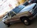 2003 Light Pewter Metallic Chevrolet Silverado 3500 LT Extended Cab 4x4 Dually  photo #21