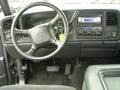 2002 Medium Charcoal Gray Metallic Chevrolet Silverado 1500 LS Extended Cab  photo #21