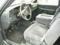 2002 Medium Charcoal Gray Metallic Chevrolet Silverado 1500 LS Extended Cab  photo #24