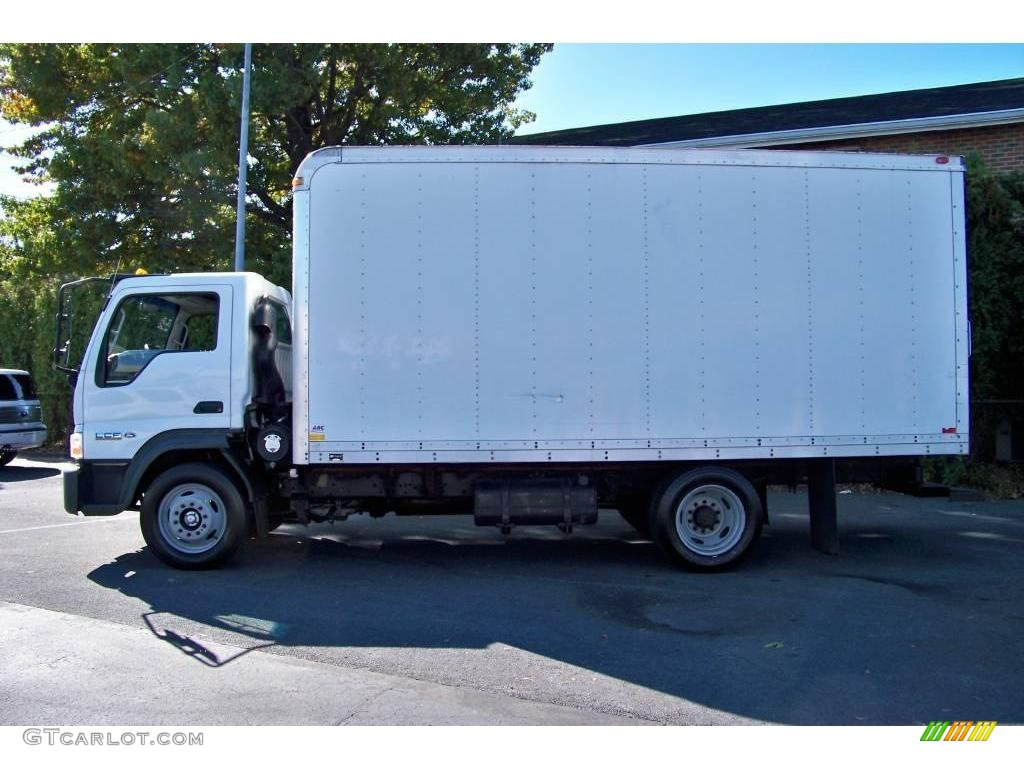 Oxford White Ford LCF Truck
