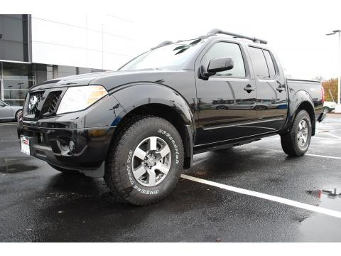 2009 nissan frontier pro 4x crew cab 4x4 data info and specs. Black Bedroom Furniture Sets. Home Design Ideas