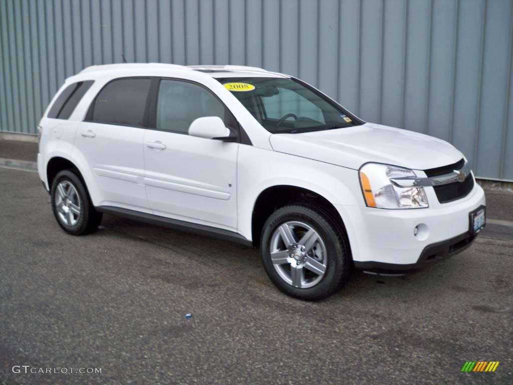 2008 chevrolet equinox lt awd summit white color light gray. Cars Review. Best American Auto & Cars Review