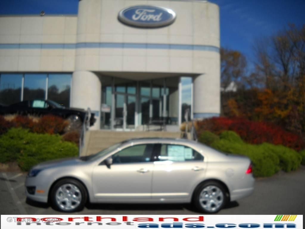 Smokestone Metallic Ford Fusion