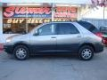 Pewter Metallic 2002 Buick Rendezvous CX AWD