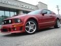 2007 Redfire Metallic Ford Mustang ROUSH Stage 1 Coupe  photo #1