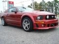 2007 Redfire Metallic Ford Mustang ROUSH Stage 1 Coupe  photo #10