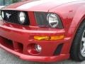 2007 Redfire Metallic Ford Mustang ROUSH Stage 1 Coupe  photo #13