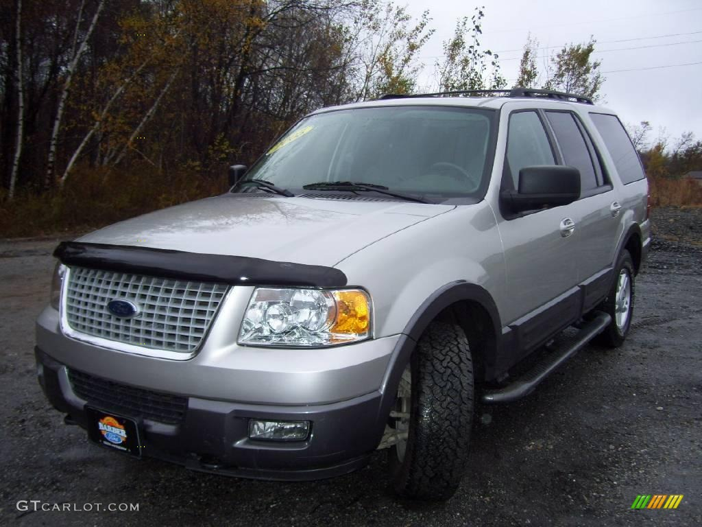 2005 silver birch metallic ford expedition xlt 4x4. Black Bedroom Furniture Sets. Home Design Ideas
