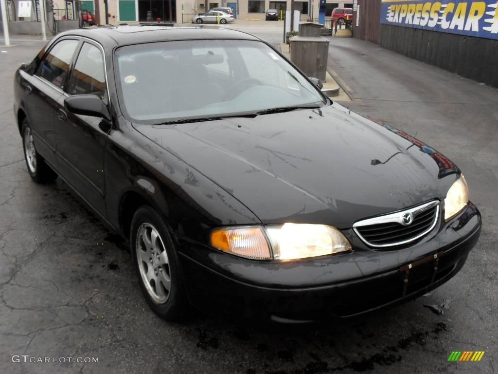 1999 black onyx mazda 626 lx 20516687 photo 3 gtcarlot com car color galleries gtcarlot com