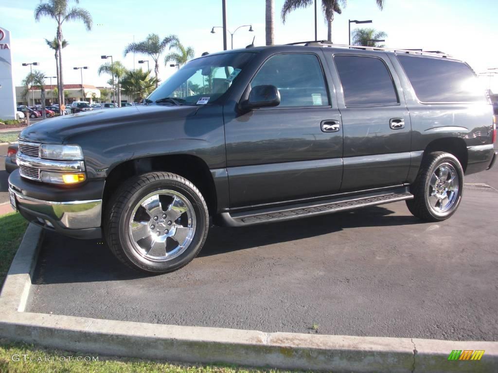 2004 Chevrolet S...2003 Chevy Suburban Paint Colors