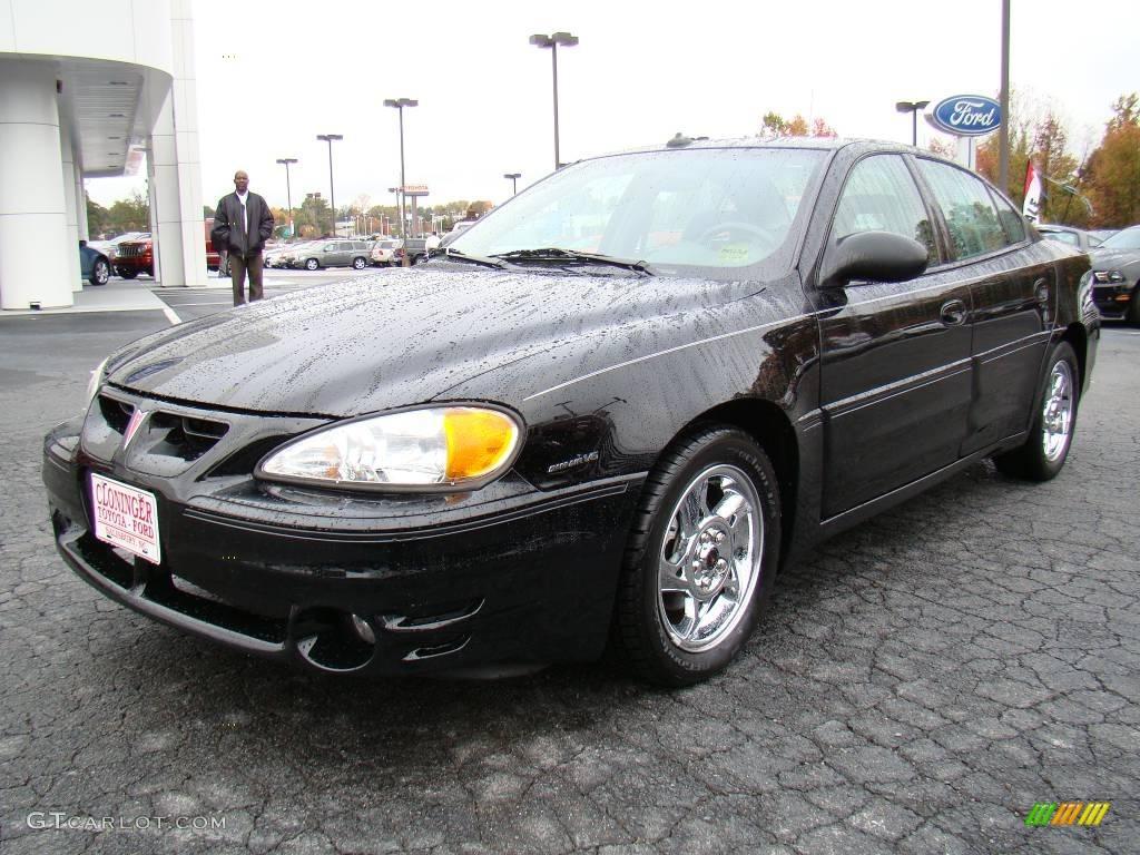 2004 black pontiac grand am gt sedan 20607172 photo 6 car color galleries. Black Bedroom Furniture Sets. Home Design Ideas