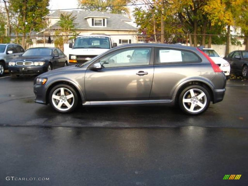 2008 titanium grey pearl volvo c30 t5 version 2 0 r design 20604772 photo 2. Black Bedroom Furniture Sets. Home Design Ideas