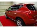 2007 Sunset Red Pearl Metallic Nissan Murano SL  photo #9