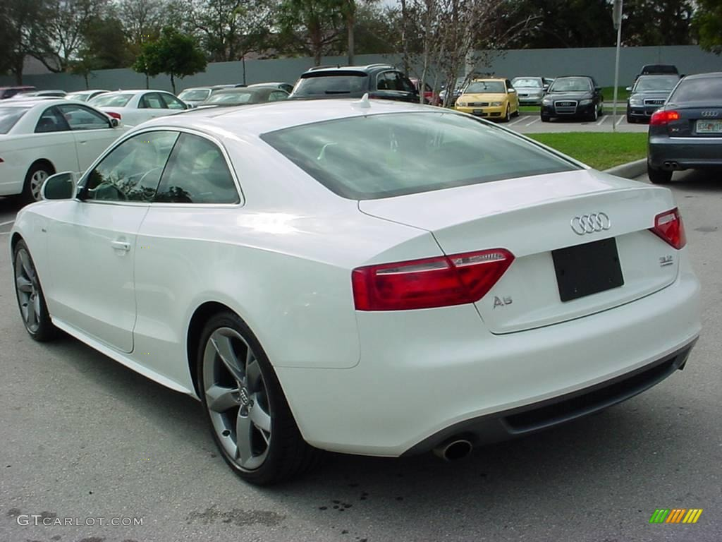 2008 ibis white audi a5 3 2 quattro coupe 2056901 photo. Black Bedroom Furniture Sets. Home Design Ideas