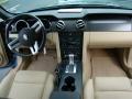2007 Windveil Blue Metallic Ford Mustang V6 Premium Convertible  photo #11