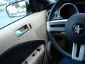 2007 Windveil Blue Metallic Ford Mustang V6 Premium Convertible  photo #14