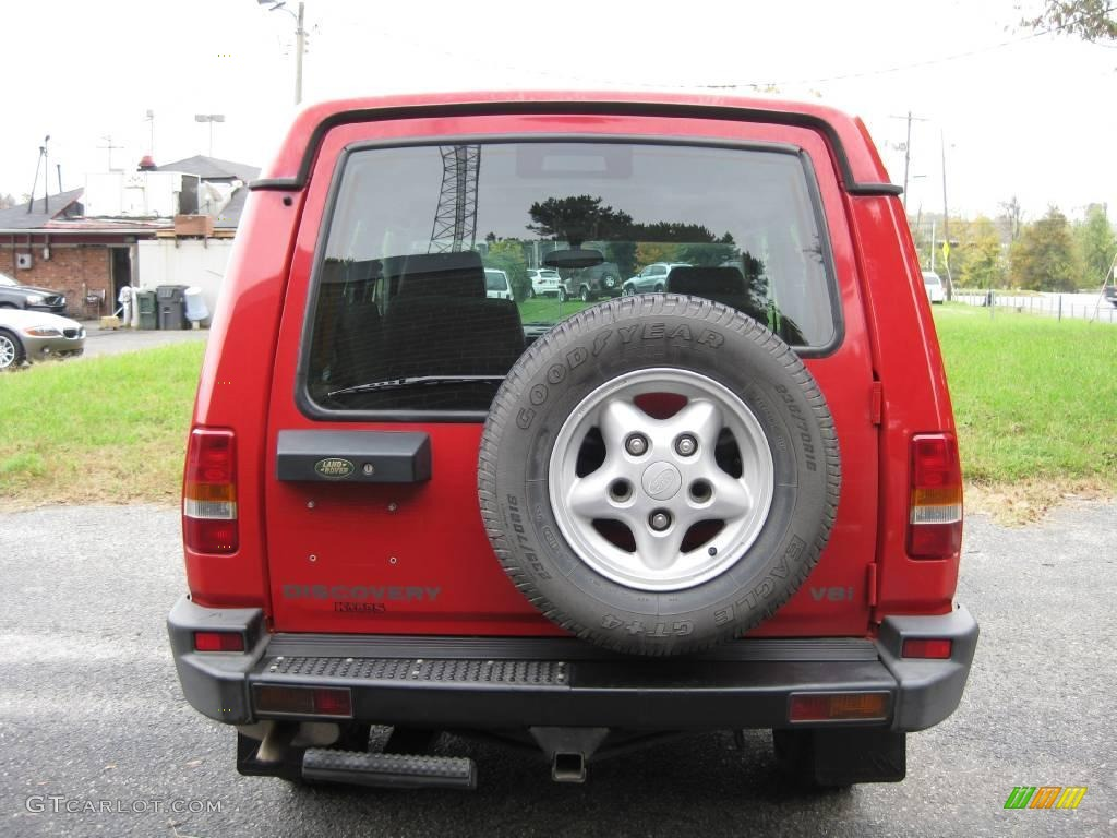 RANGE ROVER 4.0 SE AUTO RED 1998. car for sale |Red 1998 Land Rover
