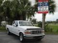 Oxford White 1996 Ford F150 XLT Extended Cab