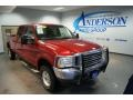 Toreador Red Metallic 2002 Ford F350 Super Duty Gallery
