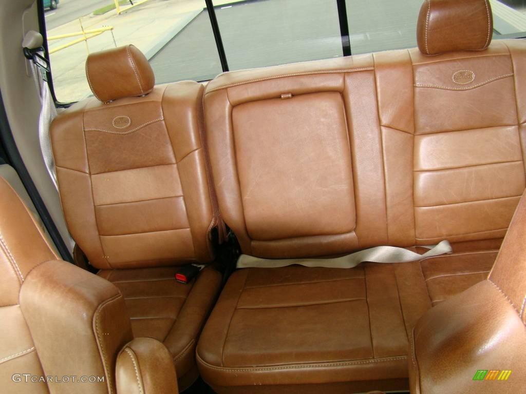 ford  super duty king ranch crew cab interior color  gtcarlotcom