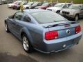 2007 Windveil Blue Metallic Ford Mustang GT Premium Coupe  photo #4