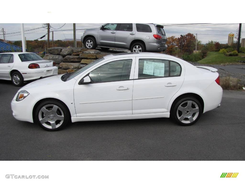 2009 summit white chevrolet cobalt lt sedan 20735020 car co. Cars Review. Best American Auto & Cars Review