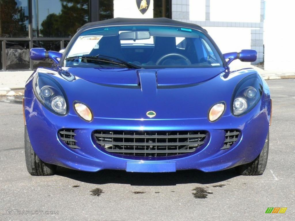 2005 magnetic blue lotus elise 20810102 photo 3 gtcarlot 2005 elise magnetic blue black photo 3 vanachro Choice Image