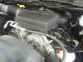 2008 Brilliant Black Crystal Pearl Dodge Ram 1500 Big Horn Edition Quad Cab  photo #15