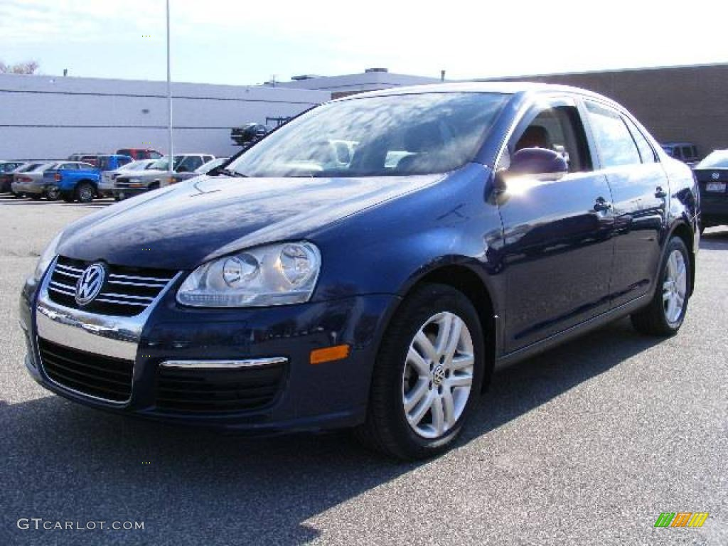 2007 shadow blue volkswagen jetta 2 5 sedan 20911629 car color galleries. Black Bedroom Furniture Sets. Home Design Ideas