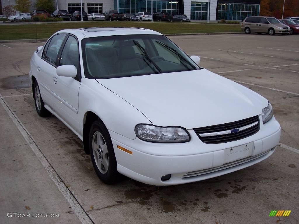 chevy malibu white - photo #8