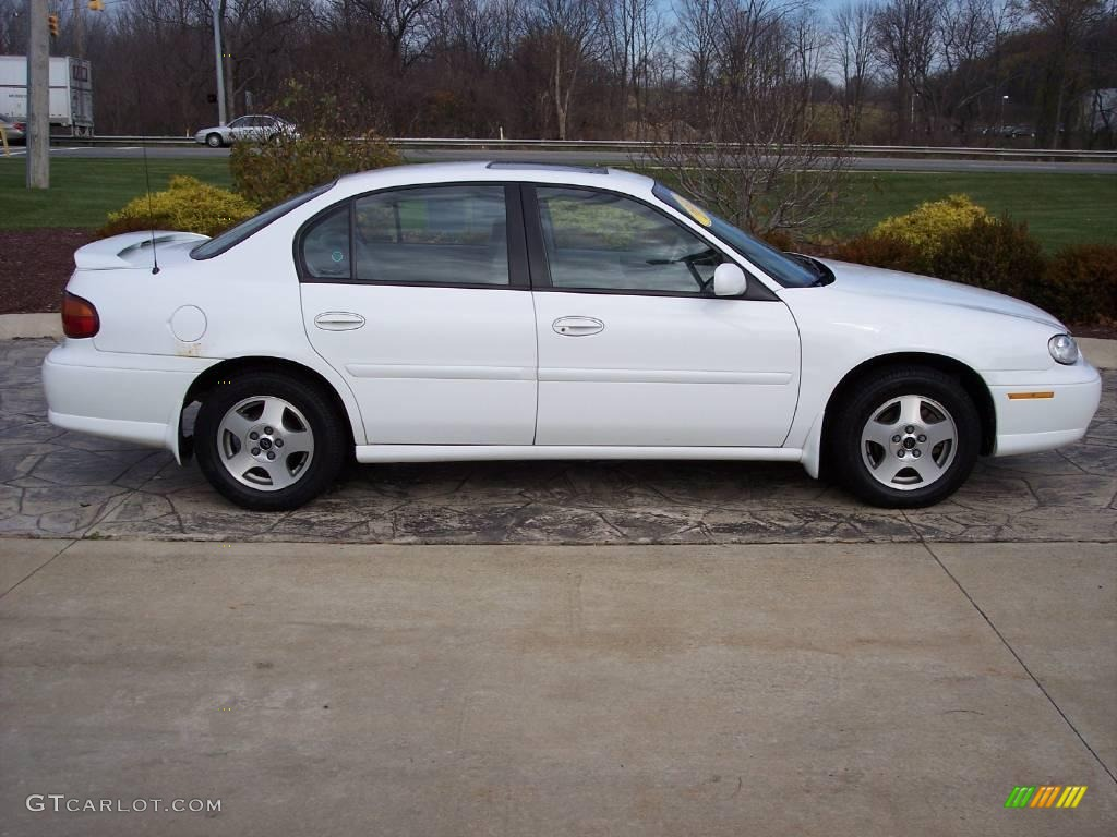 2002 bright white chevrolet malibu ls sedan 20922255 photo 4 car color galleries. Black Bedroom Furniture Sets. Home Design Ideas