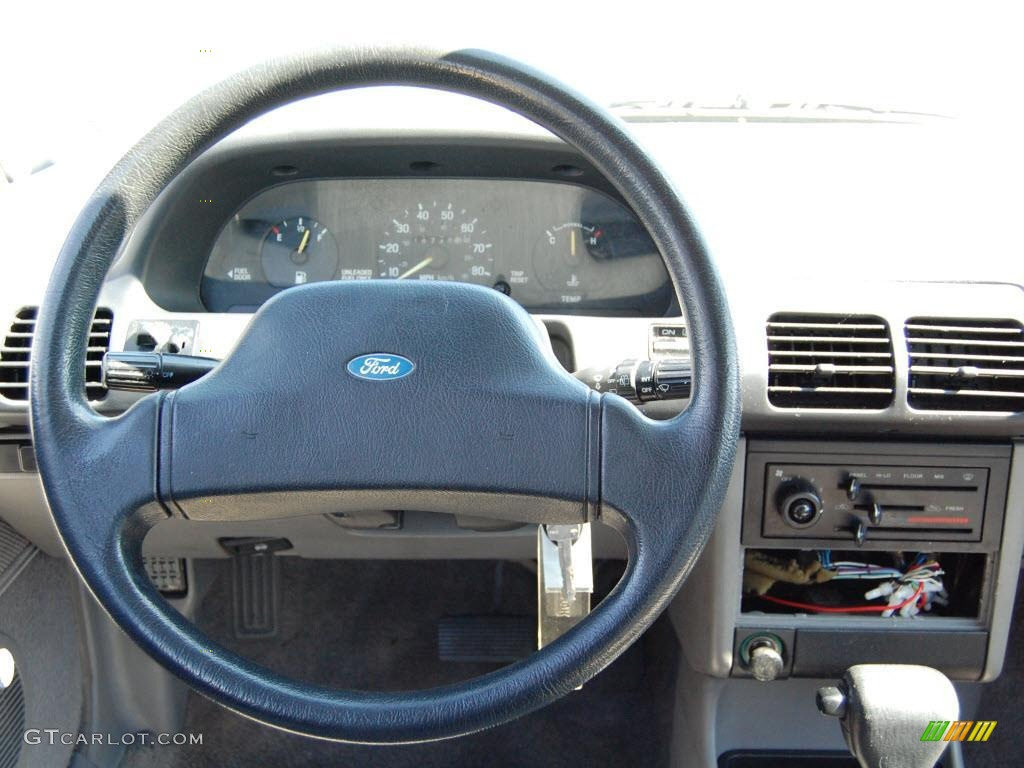 service manuals  ford escort interior lighting