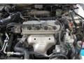 Cashmere Silver Metallic - Accord EX Coupe Photo No. 32