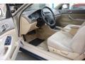 Cashmere Silver Metallic - Accord EX Coupe Photo No. 39