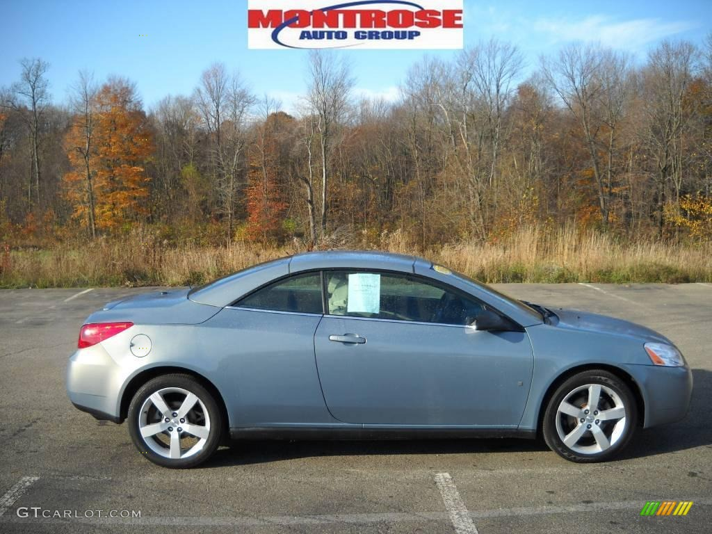 2007 blue gold crystal metallic pontiac g6 gt convertible 21005527 car color. Black Bedroom Furniture Sets. Home Design Ideas