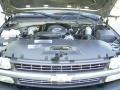 2002 Light Pewter Metallic Chevrolet Silverado 1500 LS Regular Cab 4x4  photo #20