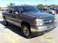 2006 Graystone Metallic Chevrolet Silverado 1500 LS Crew Cab 4x4  photo #5