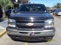 2006 Graystone Metallic Chevrolet Silverado 1500 LS Crew Cab 4x4  photo #6